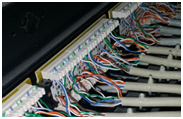 Schema Cablaggio Patch Panel : Once the power leaves the electrical service panel through the hot